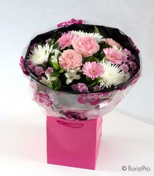 Baby Girl Petite Hand tied