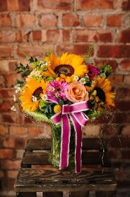 Summer sunflower perfect gift